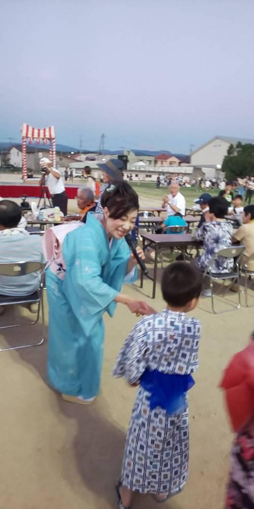 津ノ井地区納涼祭201807(4)