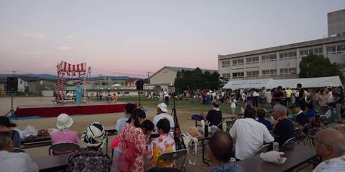 津ノ井地区納涼祭201807(2)