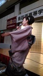 2017年鳥取西高...