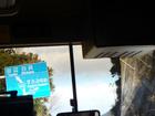 和歌山駅へ向かうバスの中から見た道路標識