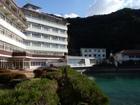 宿泊したホテルの外観