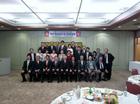 日韓トンネル推進会議結成1周年記念大会晩餐会集合写真